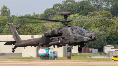 ZJ181 - Westland Apache AH.1 - United Kingdom - Army Air Corps