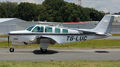 TG-LUC - Beechcraft A36 Bonanza - Private