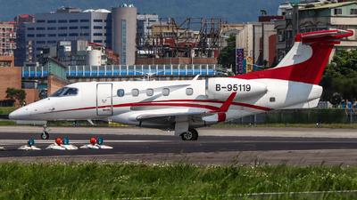 B-95119 - Embraer 505 Phenom 300 - Private