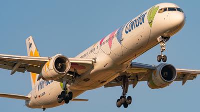 D-ABON | Boeing 757-330 | Condor | Fernando Cadaval Jimenez