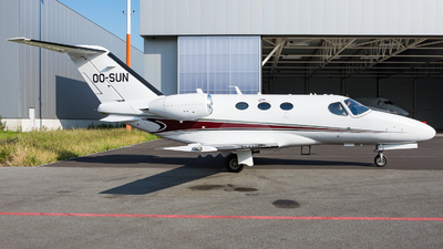 OO-SUN - Cessna 510 Citation Mustang - Air Service Liège (ASL)