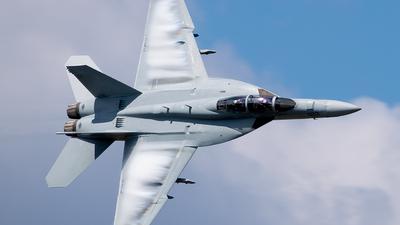 169216 - Boeing EA-18G Growler  - United States - US Navy (USN)