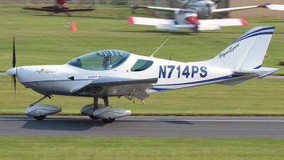 A picture of N714PS - Czech Piper Sport - [P1001021] - © Joe Osciak