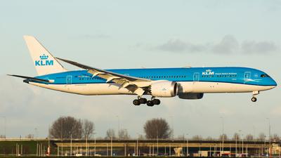 PH-BHG - Boeing 787-9 Dreamliner - KLM Royal Dutch Airlines
