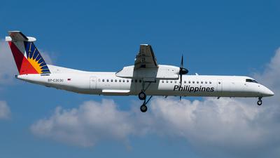 A picture of RPC3030 - De Havilland Canada Dash 8400 - Philippine Airlines - © Jayson Inserto