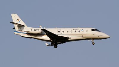 B-8086 - Gulfstream G200 - Mayboune Aviation