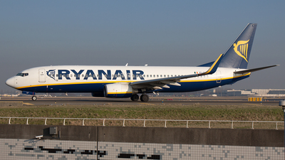 EI-DLF - Boeing 737-8AS - Ryanair