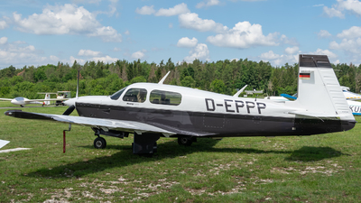 D-EPPP - Mooney M20J-201MSE - Private
