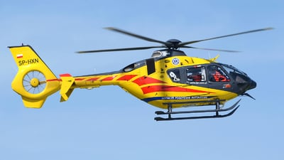 SP-HXN - Eurocopter EC 135P2+ - Poland - Medical Air Rescue