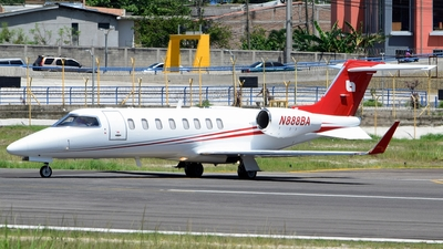 N888BA - Bombardier Learjet 45 - Private