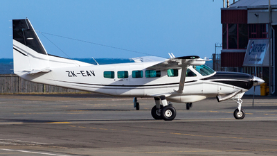 ZK-EAV - Cessna 208 Caravan - Evander Aviation