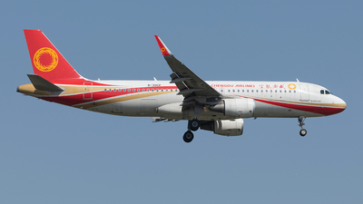 B-30CP - Airbus A320-214 - Chengdu Airlines