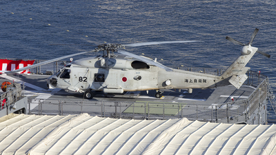 8282 - Mitsubishi SH-60J - Japan - Maritime Self Defence Force (JMSDF)