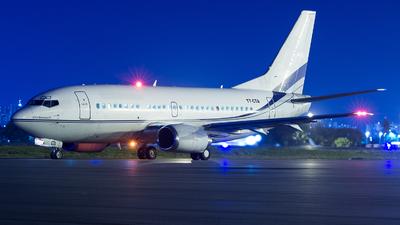 T7-CTA - Boeing 737-5L9 - Private