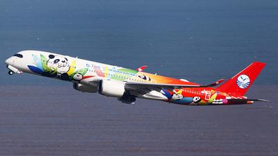 B-301D - Airbus A350-941 - Sichuan Airlines