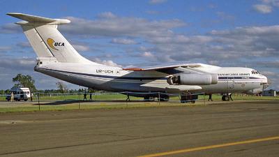 UR-UCH - Ilyushin IL-76MD - Ukrainian Cargo Airways (UCA)