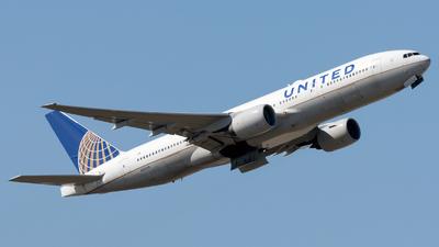 N223UA - Boeing 777-222(ER) - United Airlines