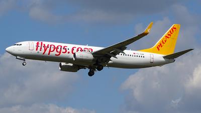 TC-CRE - Boeing 737-82R - Pegasus Airlines