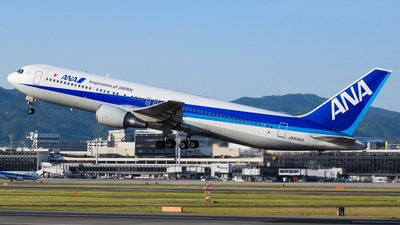 JA8363 - Boeing 767-381 - All Nippon Airways (ANA)