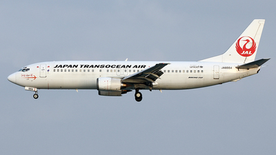 JA8994 - Boeing 737-446 - Japan TransOcean Air (JTA)