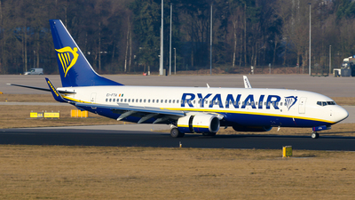 EI-FTA - Boeing 737-8AS - Ryanair