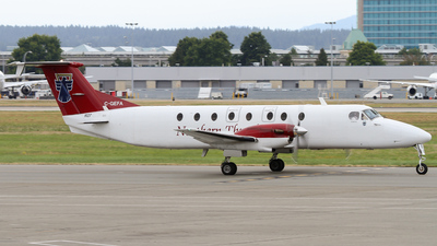 C-GEFA - Beech 1900C - Northern Thunderbird Air