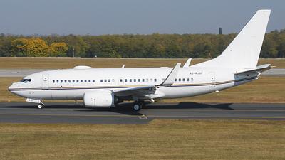 A6-RJU - Boeing 737-77W(BBJ) - Royal Jet