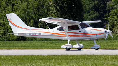 D-MGIH - TL Ultralight TL-3000 Sirius - Private