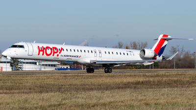 F-HMLL - Bombardier CRJ-1000EL - HOP! for Air France