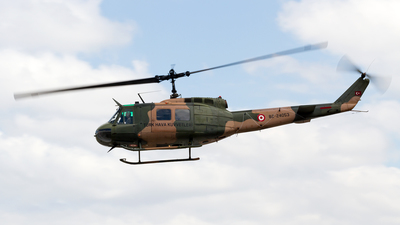 82-24053 - Bell UH-1H Iroquois - Turkey - Air Force