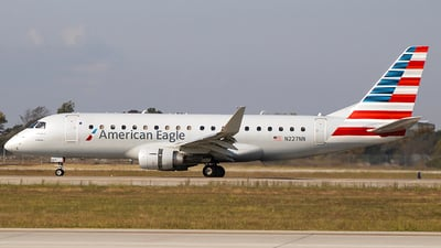 A picture of N227NN - Embraer E175LR - American Airlines - © Andrew Hutnyan