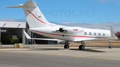 N4NR - Gulfstream G-IIB - Private