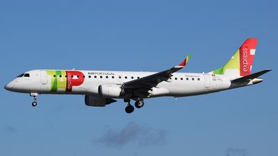 A picture of CSTPU - Embraer E190LR - TAP Air Portugal - © John Fitzpatrick