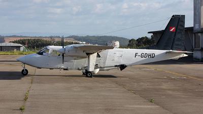F-GDHD - Britten-Norman BN-2A Islander - Aero Sotravia