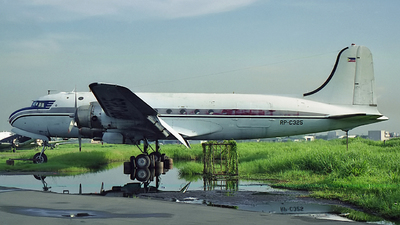 RP-C325 - Douglas C-54Q Skymaster - Unknown