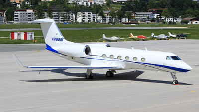 N888ND - Gulfstream G450 - Private