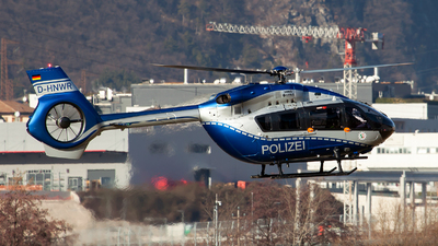 D-HNWR - Airbus Helicopters H145 - Germany - Police