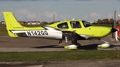 N142GG - Cirrus SR22T-GTS G6 Carbon - Private