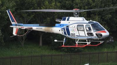JA026N - Airbus Helicopters H125 - Nakanihon Air Service