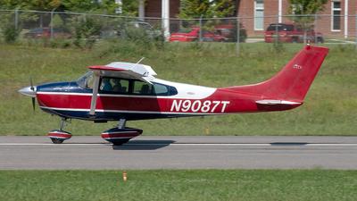 N9087T - Cessna 182C Skylane - Private