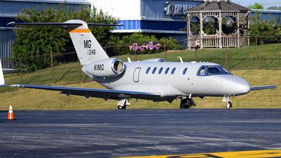 N1MG - Cessna 525B CitationJet 3 - Private