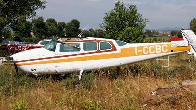 I-CCBC - Cessna U206F Stationair - Private