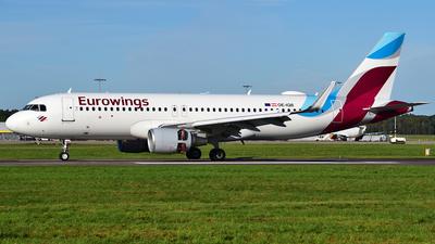 OE-IQB - Airbus A320-214 - Eurowings Europe