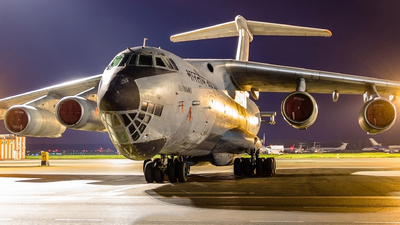 KJ-3453 - Ilyushin IL-78MKI - India - Air Force