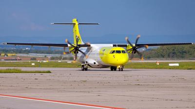 OY-YAE - ATR 72-212A(500) - Mistral Air