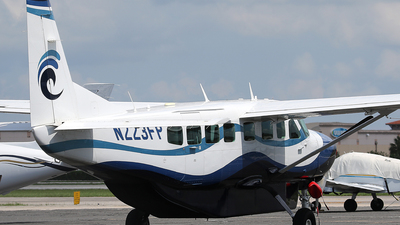 N223FP - Cessna 208B Grand Caravan EX - Private