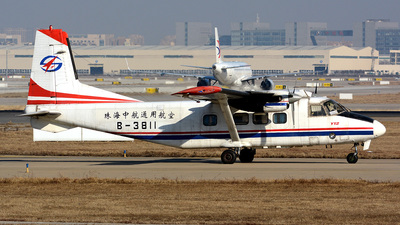 B-3811 - Harbin Y-12 II - AVIC Zhuhai General Aviation