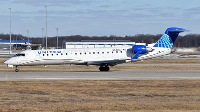 N540GJ - Bombardier CRJ-550 - United Express (GoJet Airlines)