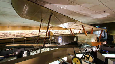 N6460 - Sopwith Pup - Private