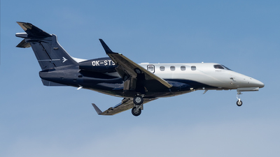 OK-STS - Embraer 505 Phenom 300E - Queen Air